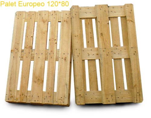Palet europeo - Cajas de madera barcelona ...